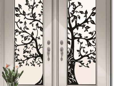 Custom Iron Door Inserts A1 Glass Inserts
