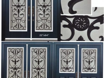Wrought U2013 MDC. Tags Door Inserts/Wrought Iron ...